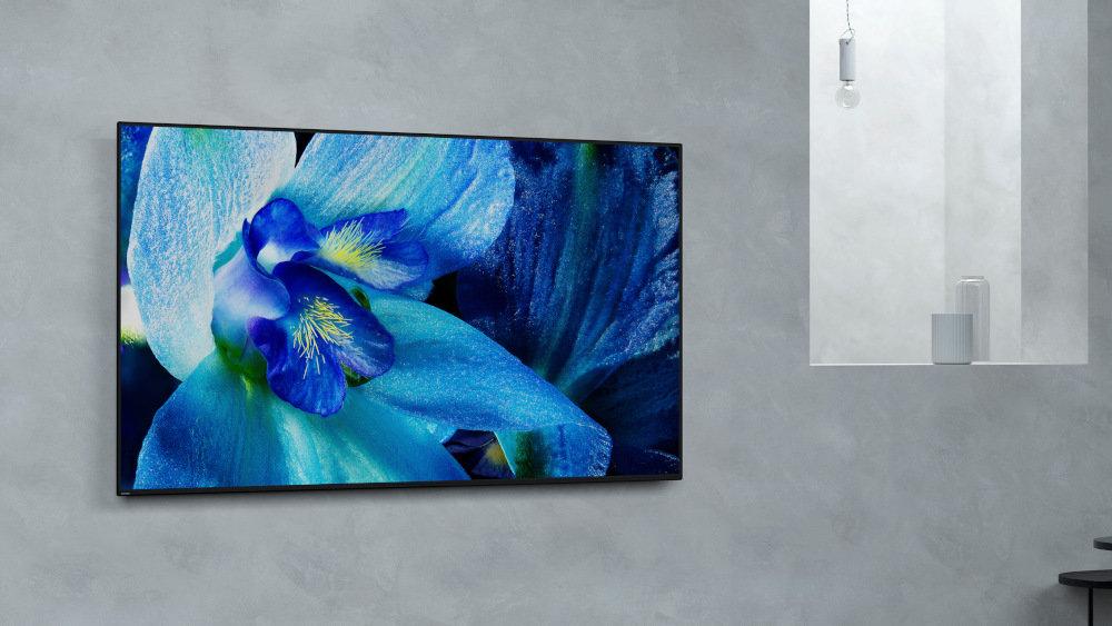 Телевизор SONY LED KD-55XG9505 - технология X-Reality