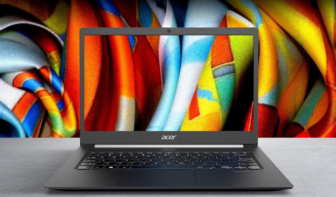 Laptop Biznesowy ACER TravelMate X5 - 14 full HD IPS