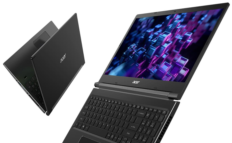 Laptop ACER Aspire 7 - laptop