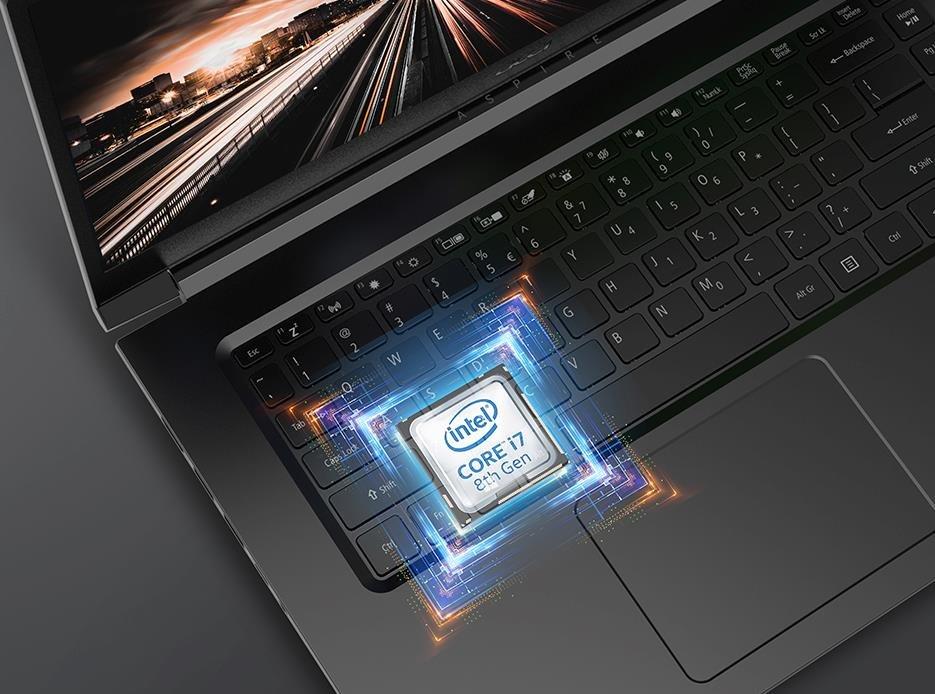 Laptop ACER Aspire 7 - Wydajność