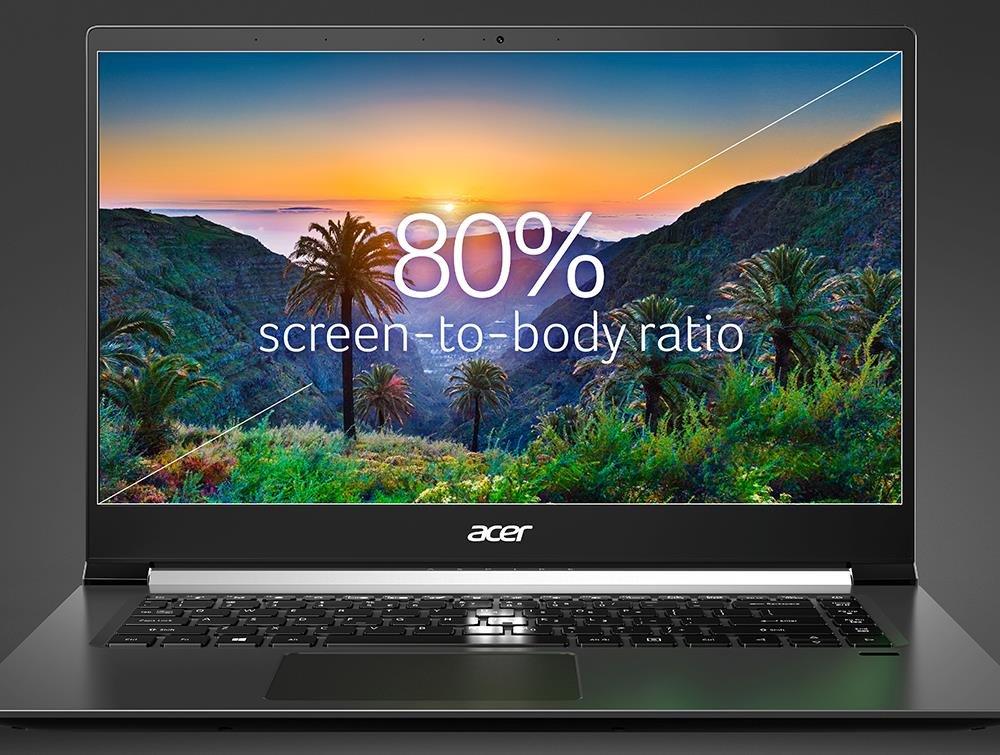 Laptop ACER Aspire 7 - obraz
