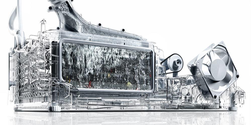 Сушильная машина BOSCH WTM852MSPL - Кто чистит конденсатор в вашем доме?  Конечно - фен.