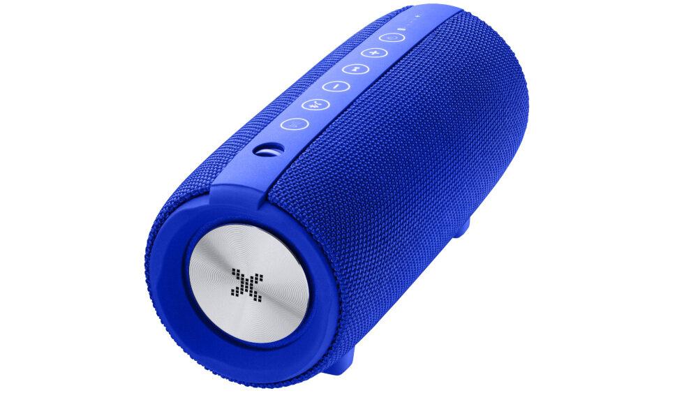 głośnik mobilny XMUSIC BTS800 - bateria