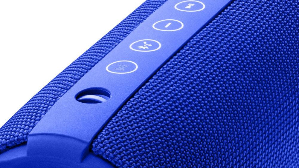głośnik mobilny XMUSIC BTS800 - mikrofon