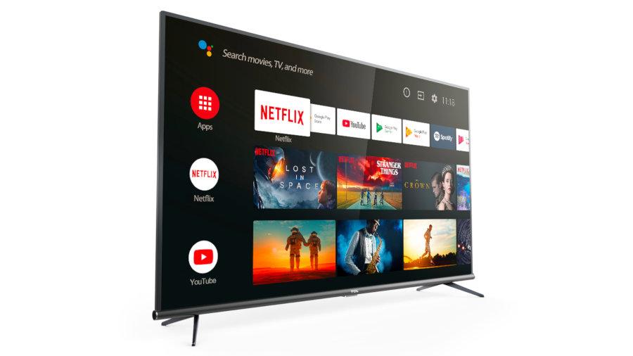 Telewizor TCL LED 43EP660X1 - Ogólny Wygląd