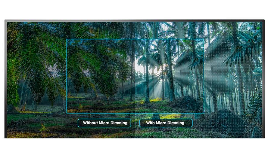 Telewizor TCL LED 43EP660X1 - Micro Dimming