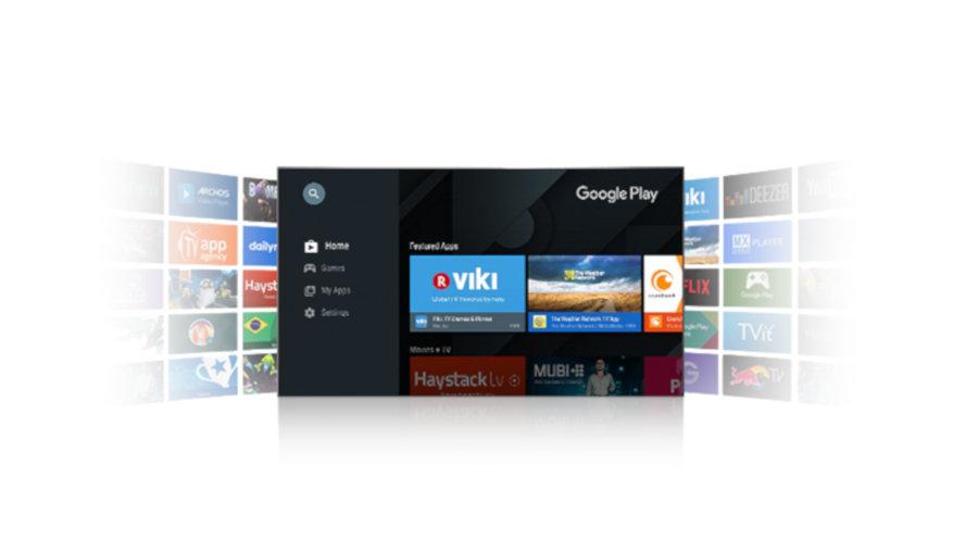 Telewizor TCL LED 43EP660X1 - Smart TV