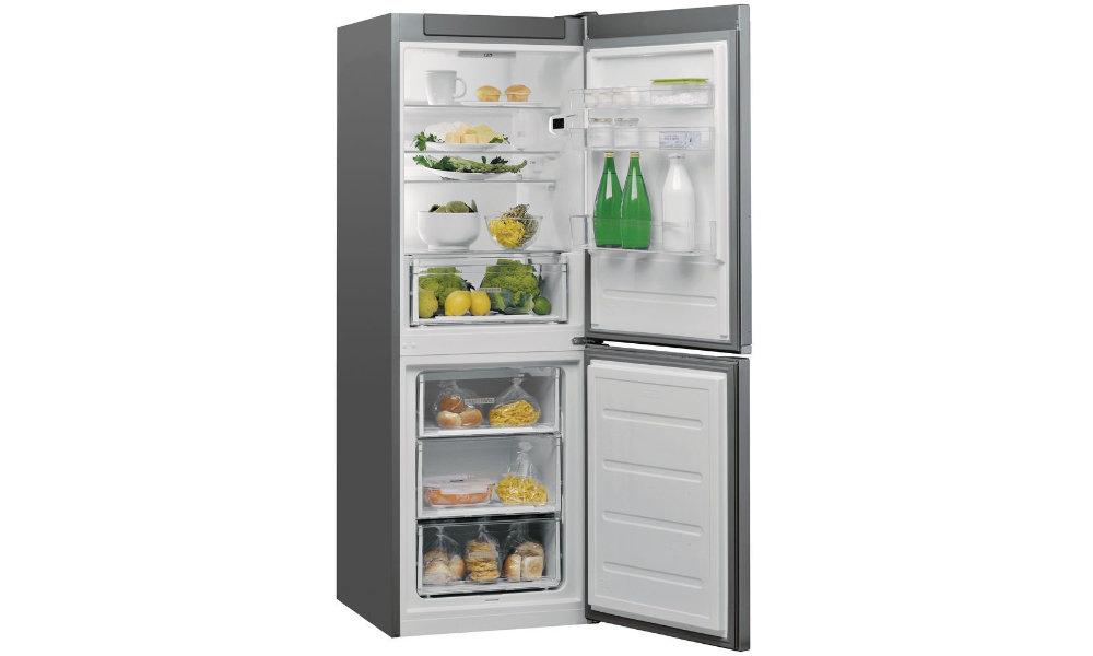Холодильник WHIRLPOOL W5 711E OX - LessFrost