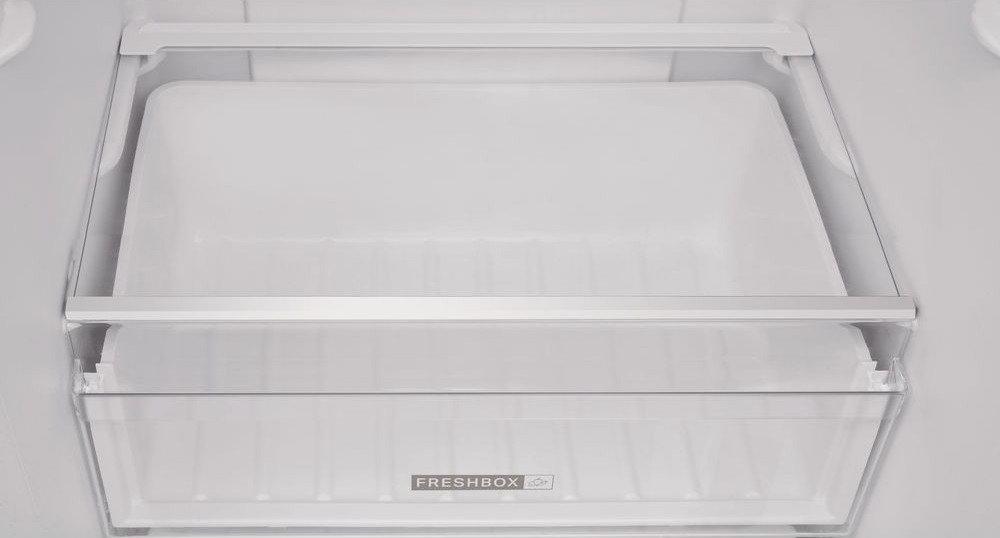 Холодильник WHIRLPOOL W5 711E OX - ящик Fresh Box