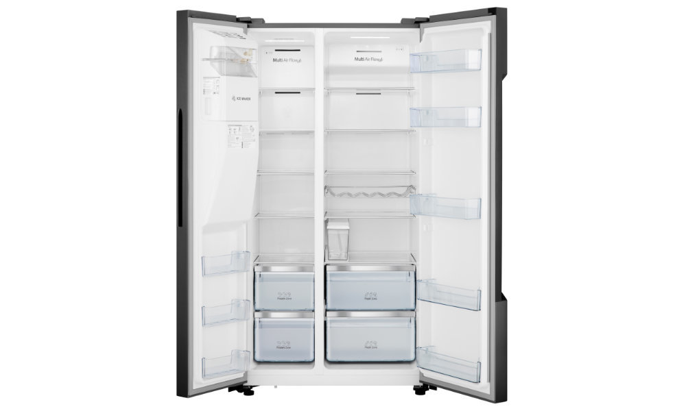 Холодильник HISENSE RS694N4TF2 - энергетический класс