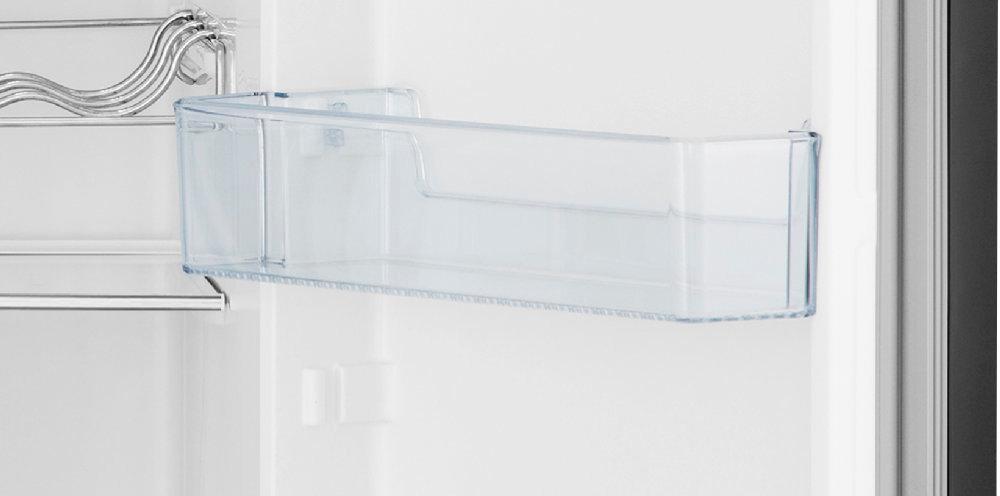 Холодильник HISENSE RS694N4TF2 - полки XXL на двери
