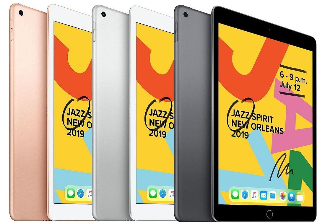 Tablet APPLE iPad 10.2 - Funkcjonalność
