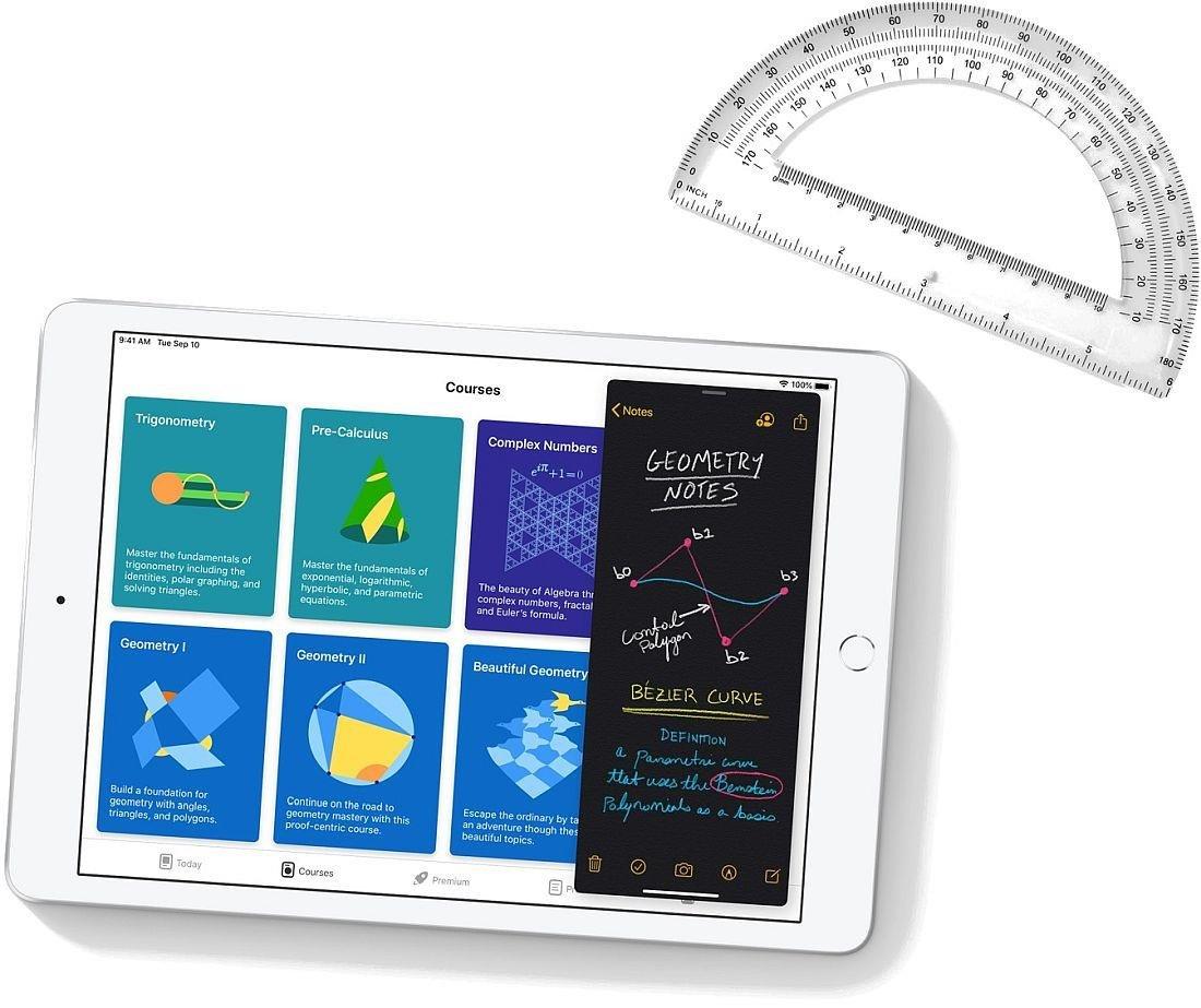 Tablet APPLE iPad 10.2 - App Store