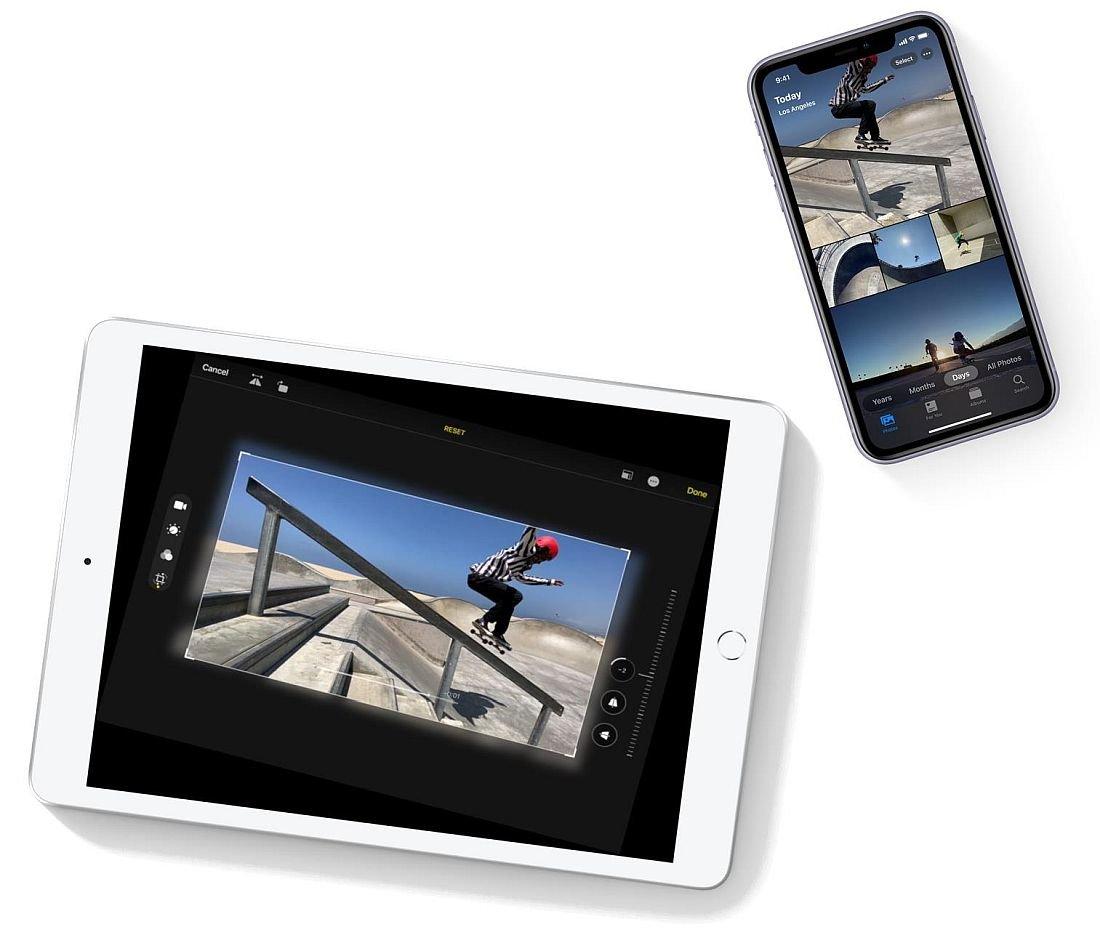 Tablet APPLE iPad 10.2 - Aparat