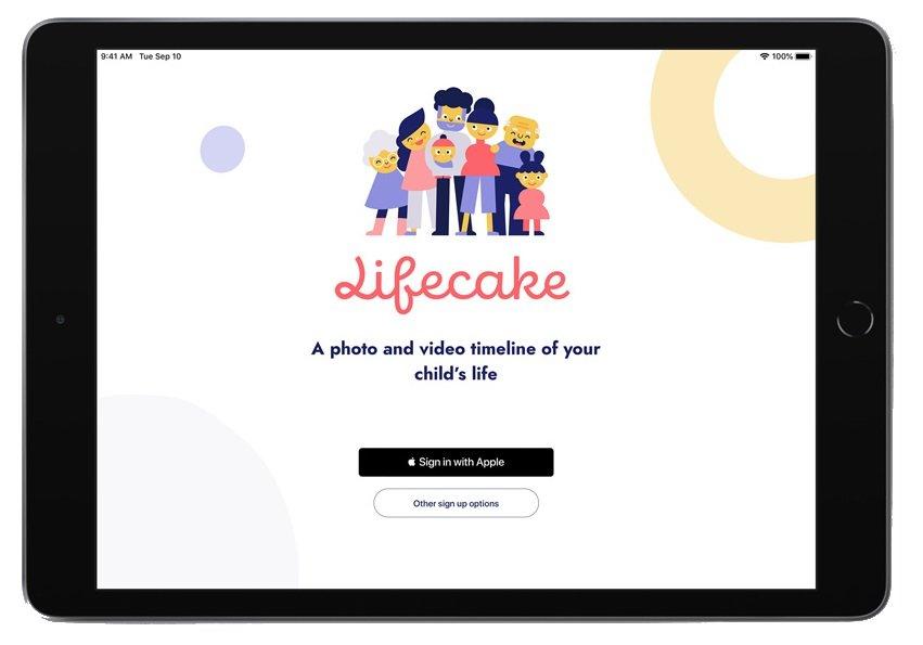 Tablet APPLE iPad 10.2 - Bezpieczeństwo