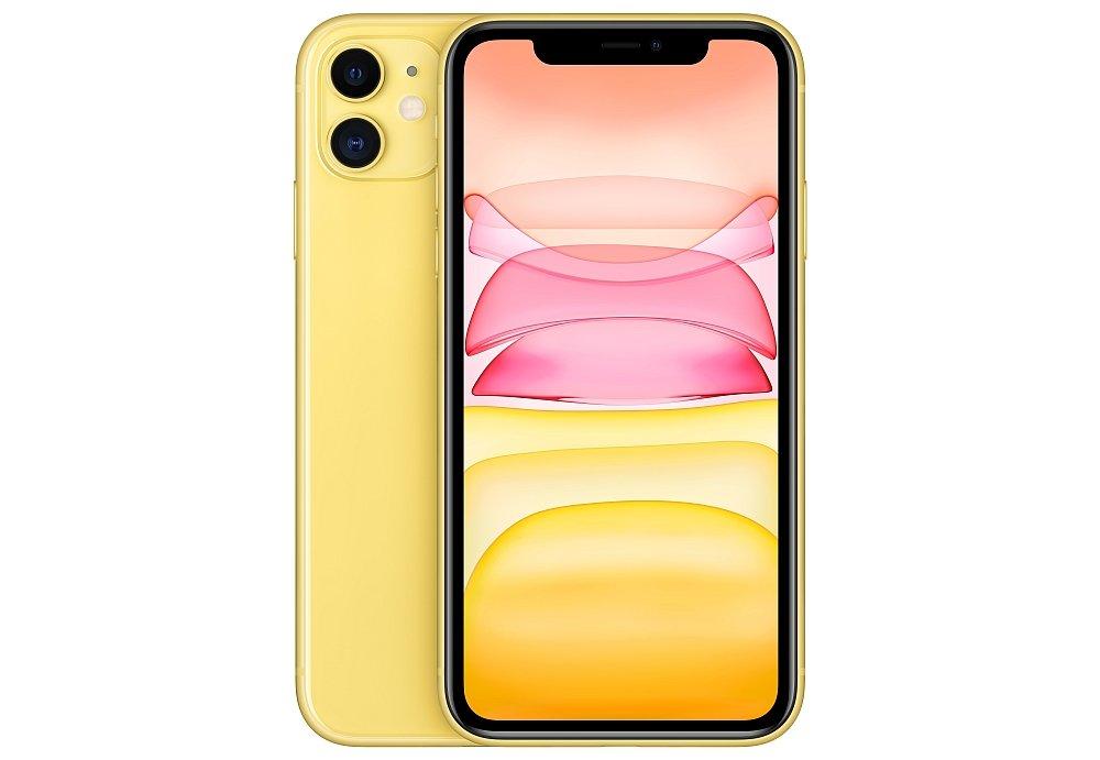 SMARTFON APPLE IPHONE 11 wyświetlacz ekran rozdzielczość