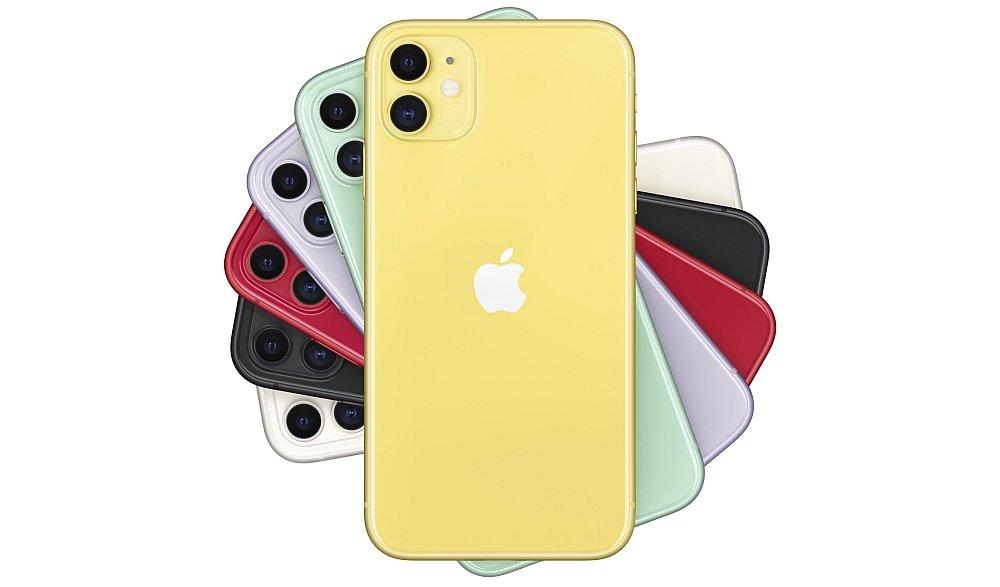 SMARTFON APPLE IPHONE 11 opis