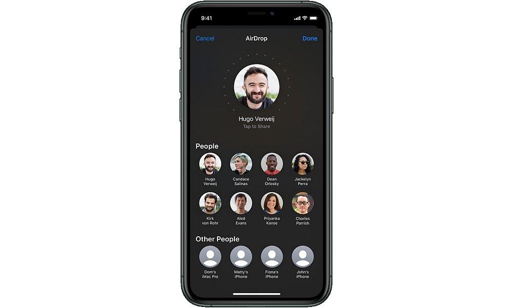 SMARTFON APPLE IPHONE 11 PRO łączność orientacja