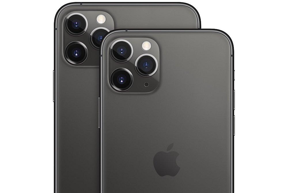 SMARTFON APPLE IPHONE 11 PRO aparat obiektyw