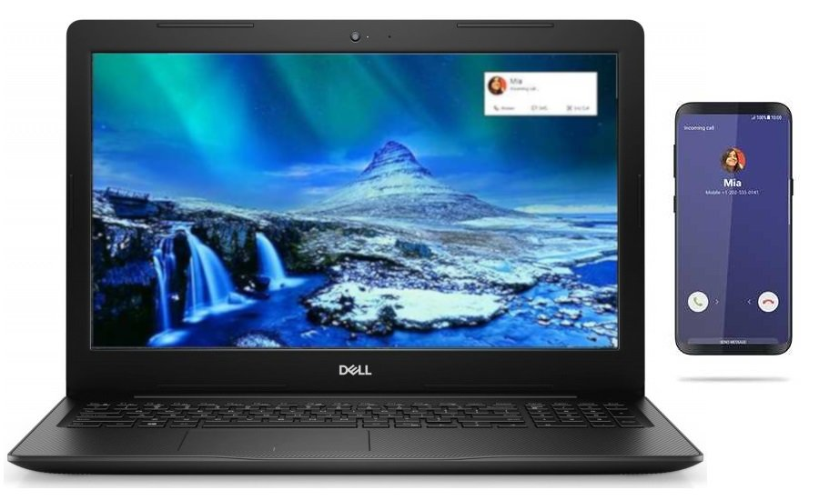 Laptop DELL Inspiron 15 3593 - Dell Mobile Connect