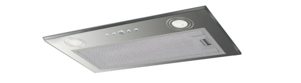 Okap podszafkowy FABER BI 52 SS 2LS okap wymiary pochlaniacz wyciąg szerokość poziom hałasu głębokość