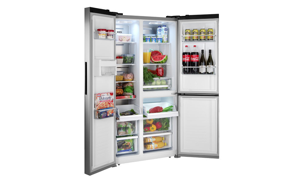 CONCEPT LA7791ss холодильник - функция SMART