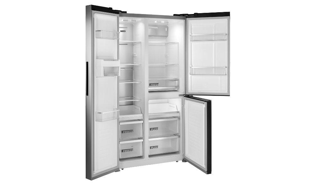 CONCEPT LA7791ss Холодильник - Металлическое охлаждение