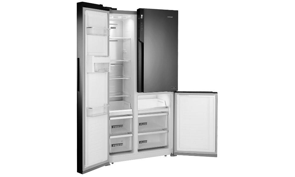 CONCEPT LA7791ds холодильник - світлодіодне освітлення