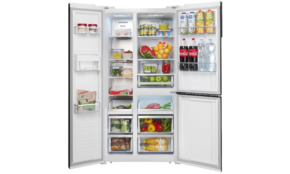 CONCEPT LA7791wh холодильник - функция SMART