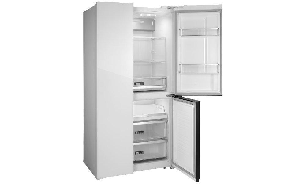 Холодильник CONCEPT LA7791wh - Металлическое охлаждение
