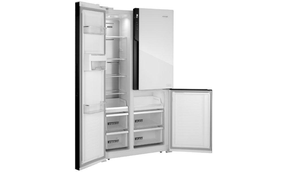 CONCEPT LA7791wh холодильник - светодиодное освещение