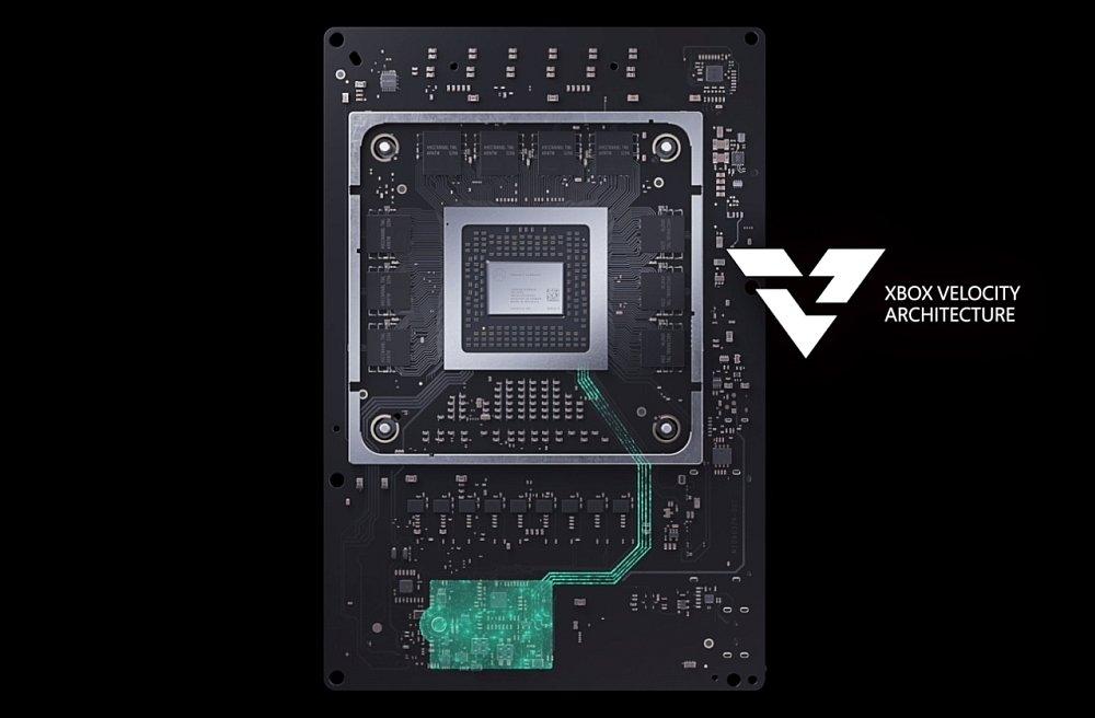 консоль xbox series x продуктивний процесор microsoft amd потужність обробки графіки терафлопс