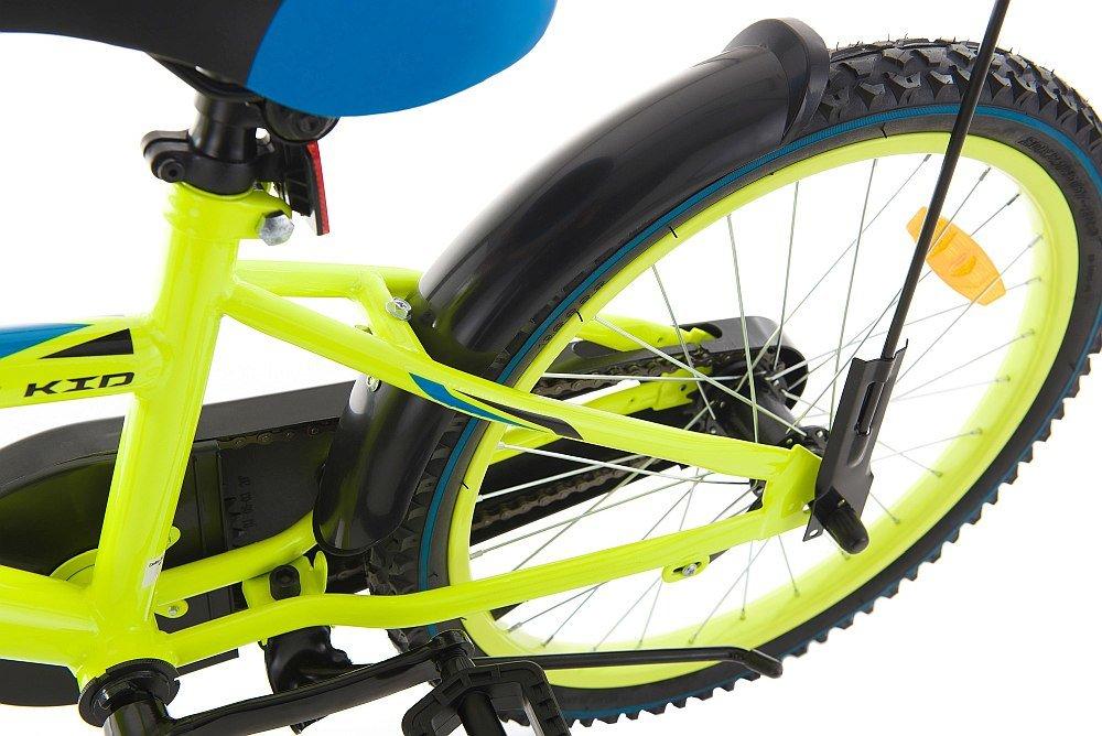Rower INDIANA Roxy Kid 20 jakość rama wykonanie