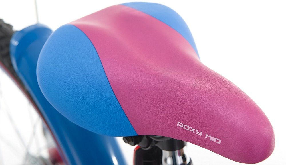 Rower INDIANA Roxy Kid 20 siodełko wygoda kierownica