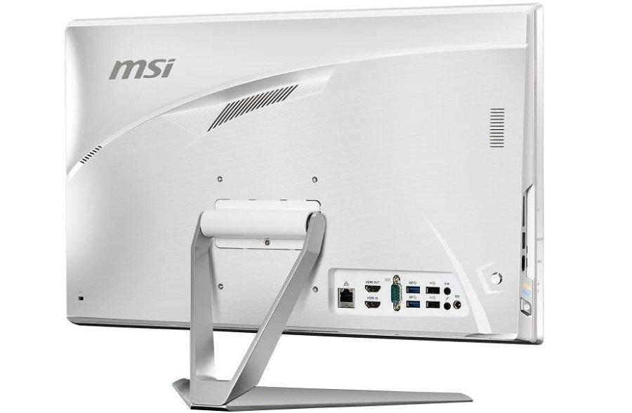 Komputer MSI Pro 22X 9M panel IPS szeroki kąt widzenia