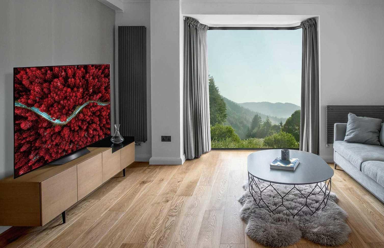 Telewizor LG OLED 2020 OLED65BX3LB - Design