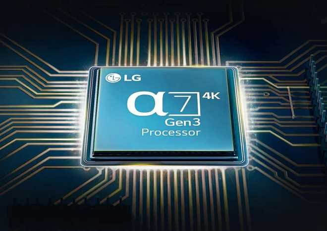 Telewizor LG OLED 2020 OLED65BX3LB - α7 Gen3