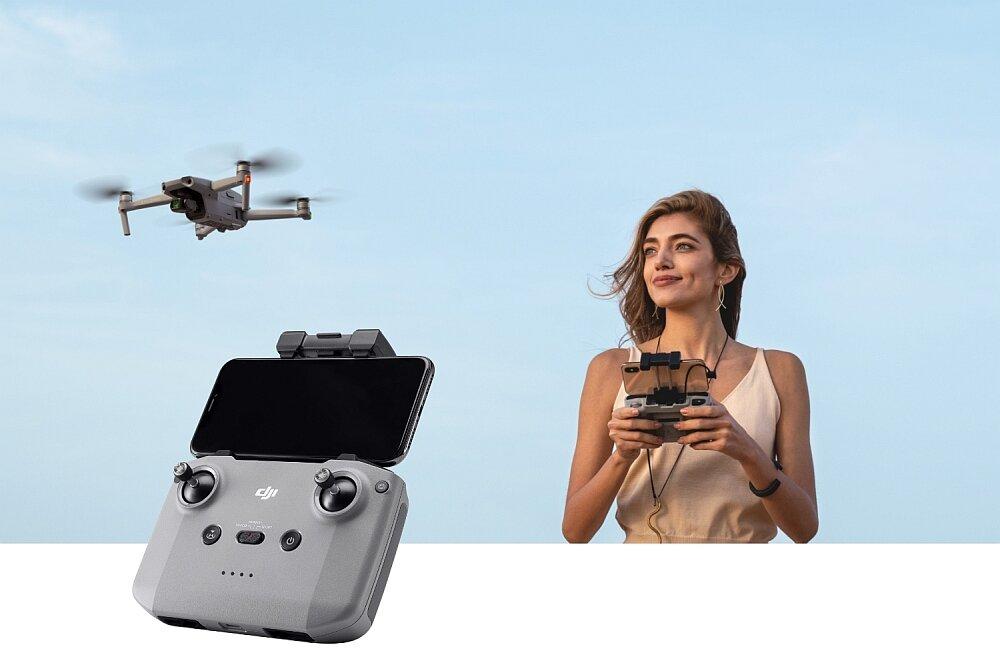 Dron DJI Mavic Air 2 obsługa