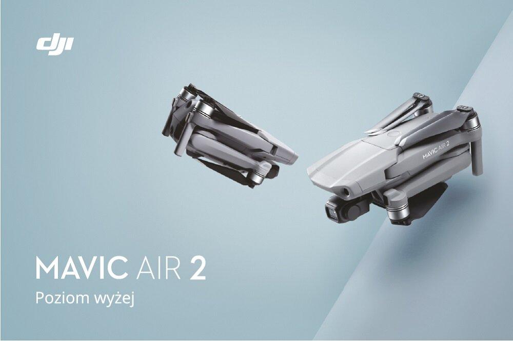 Dron DJI Mavic Air 2 opis