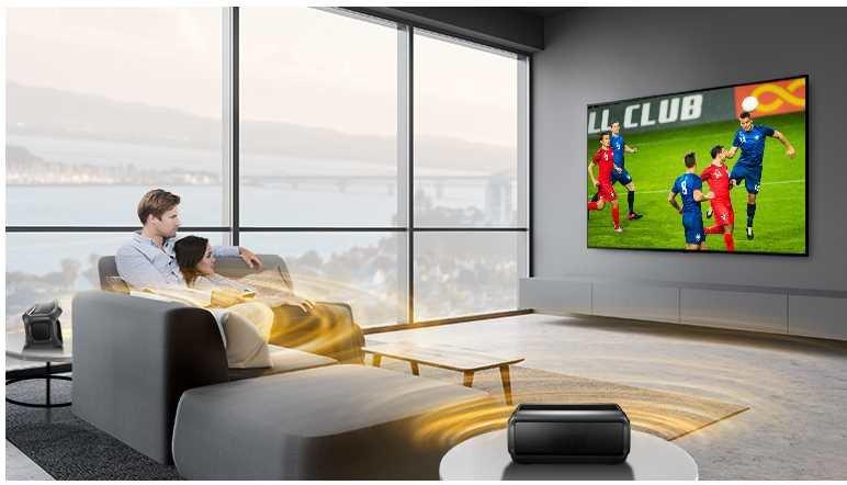 LG NanoCell 55NANO803NA TV - звук