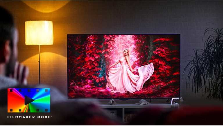 LG NanoCell 55NANO803NA TV - фільми