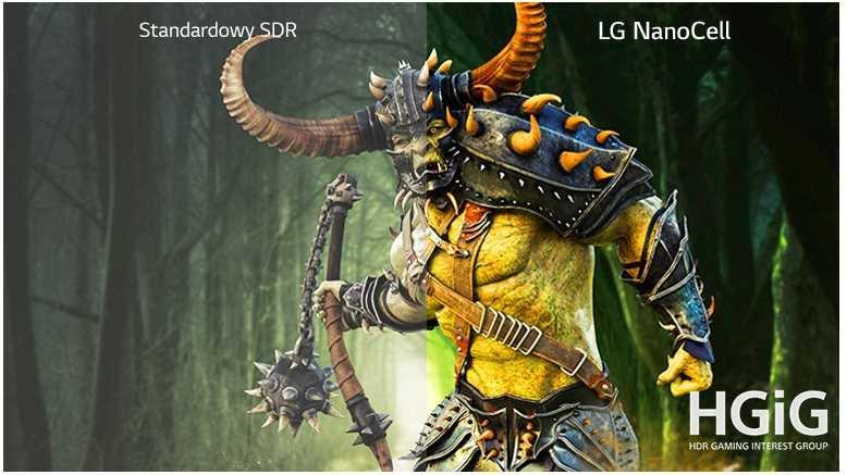 Телевізор LG NanoCell 55NANO803NA - HGiG