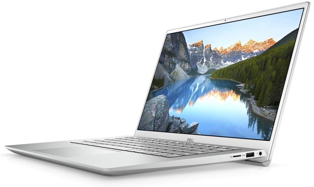 Laptop DELL Inspiron 14 5401 - zarządzanie temperaturą