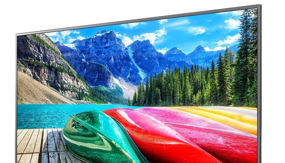 Telewizor LG LED 43UN73003LC - 4K