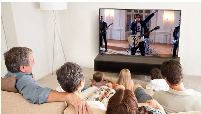 Telewizor LG LED 43UN73003LC - dźwięk