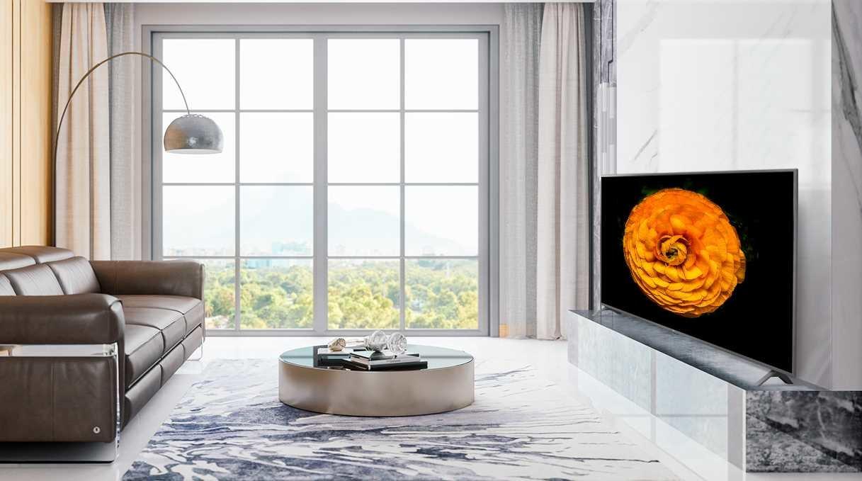 Telewizor LG LED 65UN74003LB - Design