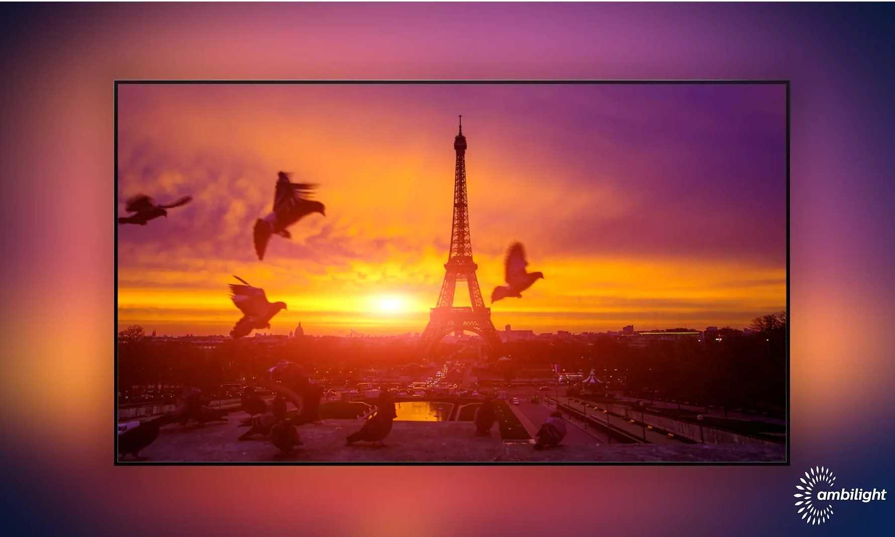 PHILIPS LED 43PUS7855 TV - Ambilight