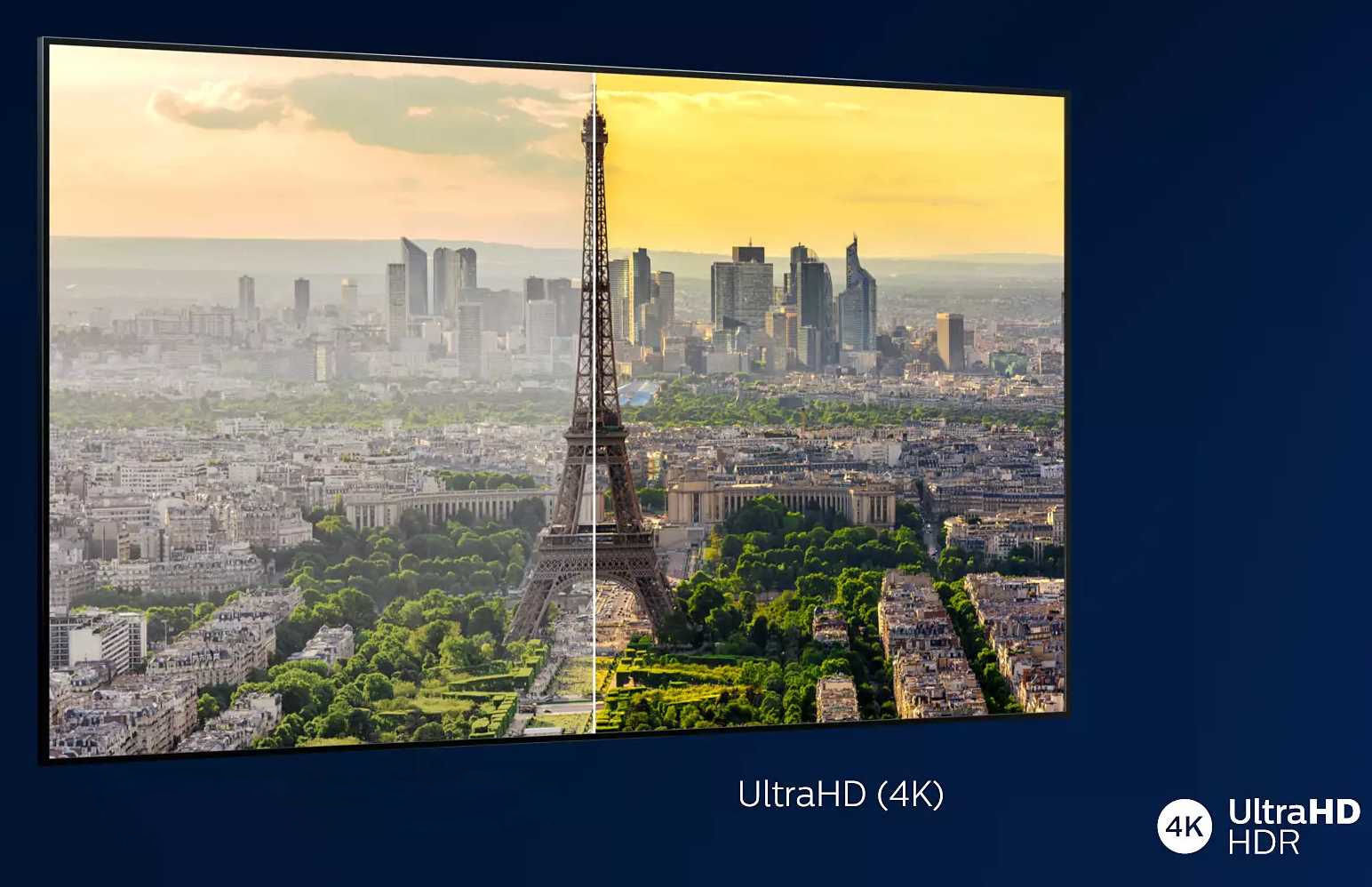 Телевизор PHILIPS LED 43PUS7855 - 4K