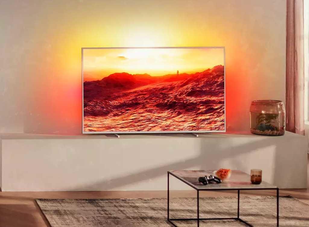 Телевизор PHILIPS LED 43PUS7855 - HDR10