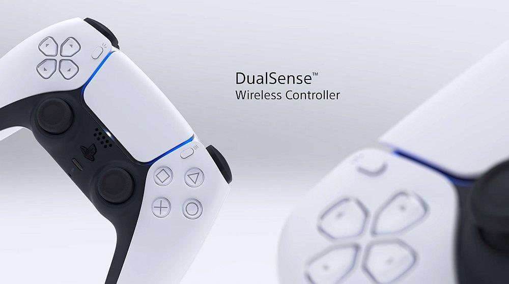 konsola playstation 5 sony kontroler sterowanie spusty gałki przyciski